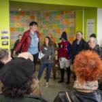 Inauguration du local de campagne le 16 février 2020